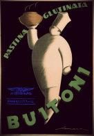 MAGNET (IMAN PARA NEVERA) SIZE.7X5 CM. APROX - Vintage Italian Advertising - Publicitaires