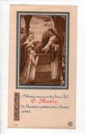 OBTENEZ-NOUS DE VOTRE DIVIN FILS... SOUVENIR DE MA COMMUNION SOLENNELLE À FOIX . JOSETTE TRISTAN - Réf. N°6336 - - Images Religieuses