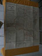 Carte/Kaart : Congo Belge - Belgisch Kongo : 1956 : Min. Colonies/Koloniën - Landkarten