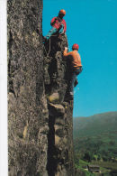 ROCK CLIMBING - Climbing