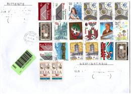 Assicurata Da Campagnola A Pistoia 31.5.14 - 6. 1946-.. Repubblica