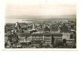 Suisse : Lausanne La Tour Bel Air Et Le Jura N°342 Cohen Dentelée - VD Waadt
