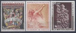 France N°1741 à 1743 ** Neuf - Ungebraucht
