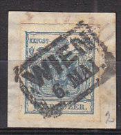 PGL CC154 - OSTERREICH AUSTRIA Yv N°5 WIEN - Usati