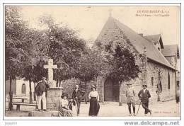 Le Pouliguen - Pen Château - La Chapelle - Animée - Le Pouliguen