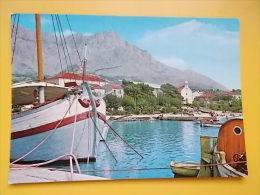 BASKA VODA-BROD-SHIP - Croatie