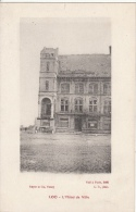 Cpa/pk 1910 Loo Lo-Reninge L´Hotel De Ville L.D.phot. Reyer Et Cie - Lo-Reninge