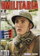 Armes Militaria - N° 27 Décembre 1987 - Weapons