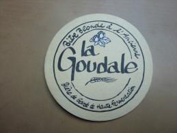 "Sous-bock ""la Goudale / SAINT LANDELIN"" - Beer Mats"