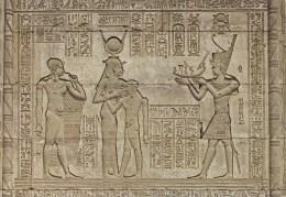 CP Dendera Reliefs Au Mammisi - Egypt
