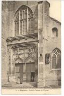 89 - Noyers - Portail D'entrée De L'Église - Ed. Frontier N° 14 - Noyers Sur Serein