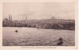 PC Constantinople - Stamboul Et Le Nouveau Pont (5301) - Türkei