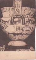 PC Firenze - Museo Archeologico - Vaso Francois Restaurato Dopo La Catastrofe Del 1900  (5303) - Schöne Künste