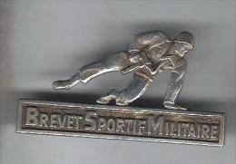 Brevet Sportif Militaire / Insigne / Drago/ Vers 1960    D476 - France
