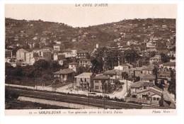 Golfe Juan  Vue Generale Prise Du Grand Palais Carte Neuve - Autres Communes