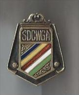 Insigne Association Sportive/Golf/ San Diego County Women'sGolf Association/Californie/USA/1930       D479 - Etats-Unis