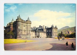 Holyrood Palace, Edinburgh, Scotland - 1973 - Midlothian/ Edinburgh
