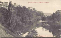LIVERDUN - La Moselle - Liverdun