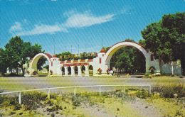 North Dakota Minot Entrance North Dakota State Fairgrounds - Minot