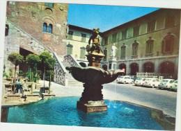 Cpsm  Italie  Toscana Prato Place De La Commune - Prato