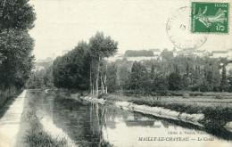 MAILLY LE CHATEAU - Le Canal - Autres Communes