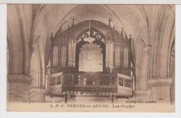 62 - PERNES EN ARTOIS - Les Orgues - France
