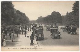 75 - PARIS 16 - Avenue Du Bois De Boulogne - LL 312 - Arrondissement: 16