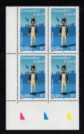 FRANCE 2004 1 Bloc De Quatre (4) YT N° 3684** Napoléon 1er Et La Garde Impériale Grenadier A Pied CDF - Neufs