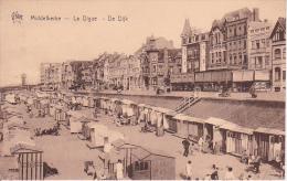 CPA Middelkerke - La Digue - 1935 (5314) - Middelkerke