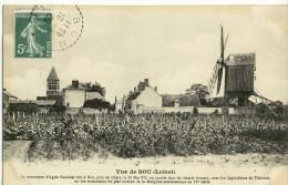 CPA (45) VUE DE BOU Moulin A Vent - Frankrijk