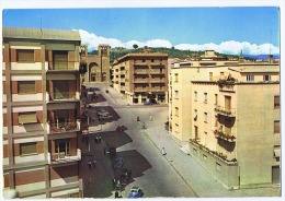COSENZA - VIA ARABIA - ACQUERELLATA - EDIZIONE FRATELLI MARANO 1960  ( 365 ) - Cosenza