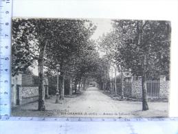 CPA  (91) Essonne - RIS ORANGIS - Avenue De Talhouet - Ris Orangis