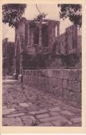 CPA Djemila - Temple De Septime Sévère  (5320) - Algerien