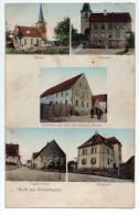 ** - WOLKSHAUSEN - Kirche, Schüle, Untere Gasse, Pfarrhaus, Gasthauszum Ross Von Michael HILPERT - Unterfranken - Germany