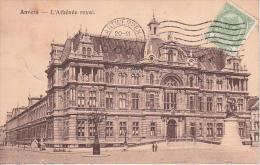 CPA Anvers - L'Athénée Royal - 1911 (5339) - Antwerpen