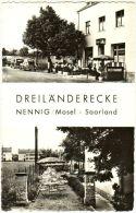 Dreiländerecke Nenning - Mosel - Saarland - Restaurant Schurff - Allemagne
