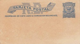 DOMINICANA 1897? - 3 Centavos Ganzsache Auf Pk ** - Dominica (1978-...)