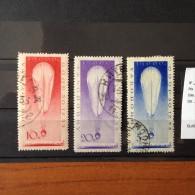 1933 Air Mail Michel 453-455, Yvert PA38-PA40, Scott C37-C39 Used - Gebruikt