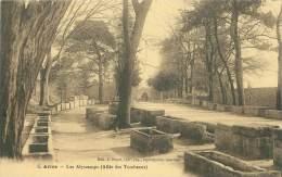 13 - ARLES - Les Alyscamps (Allée Des Tombeaux) - Arles