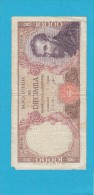 ITALIA -  BANCONOTA LIRE 10000 MICHELANGELO D.M. 27 LUGLIO 1964 RARA - [ 2] 1946-… : Républic
