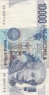 ITALIA -  BANCONOTA LIRE 10000 SERIE SPECIALE XH TIPO VOLTA  RARA - Verzamelingen