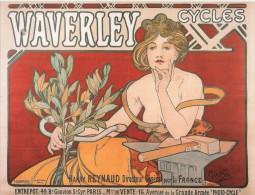 MAGNET (IMAN PARA NEVERA) SIZE.7X5 CM. APROX - Vintage Ciclyng - Publicitaires