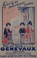 MAGNET (IMAN PARA NEVERA) SIZE.7X5 CM. APROX - Vintage Advertising - Publicitaires