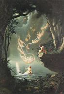 Douglas Harvey Oberon And The Mermaid Postcard - Autres