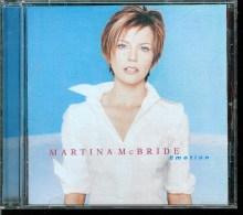 MARTINA  McBRIDE  * EMOTION * - Country & Folk
