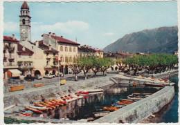 Ascona: FIAT 1100ELR & 1100E, FORD CONSUL/ZEPHYR, JEEP, DAIMLER DB 18 SALOON ?? - Il Porto  - Lago Maggiore - Italia - Passenger Cars