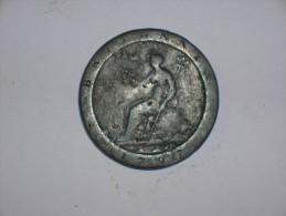 Gran Bretaña 1 Penique 1797 (5421) - 1662-1816 : Acuñaciones Antiguas Fin XVII° - Inicio XIX° S.