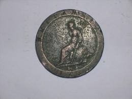 Gran Bretaña 1 Penique 1797 (5422) - 1662-1816 : Acuñaciones Antiguas Fin XVII° - Inicio XIX° S.