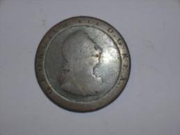 Gran Bretaña  1 Penique 1797 (5423) - 1662-1816 : Acuñaciones Antiguas Fin XVII° - Inicio XIX° S.