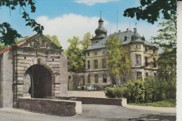 5210 TROISDORF, Rathaus / Burg Wissen - Troisdorf